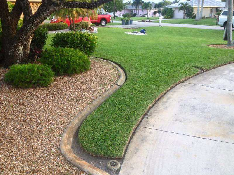 Lawn Care Services Cape Coral Fl A 1 Cutting Edge